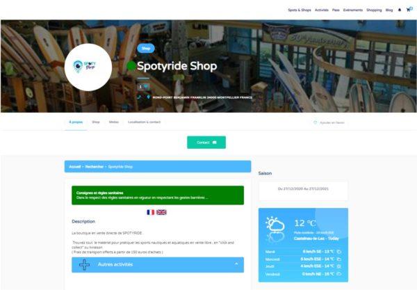 spotyride pro shop