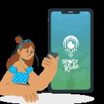 Fonctionnalité Application Spotyride-Pro