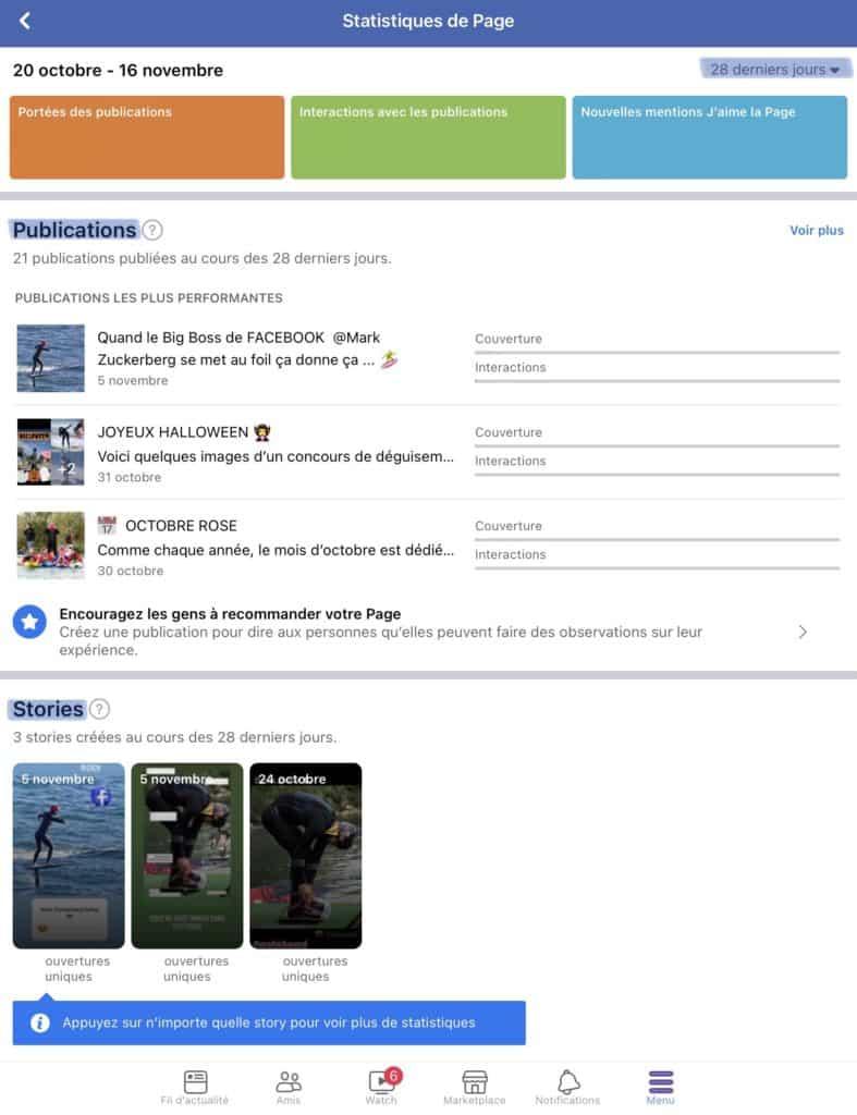 facebook spotyride pro